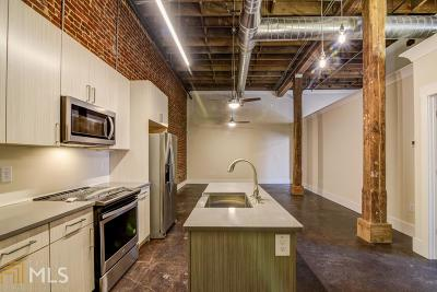 Atlanta Condo/Townhouse New: 510 Whitehall St #104