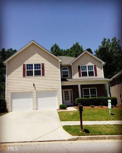 Gwinnett County Single Family Home New: 4456 Water Mill Dr