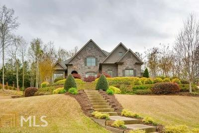 Braselton Single Family Home For Sale: 5560 Golf Club Dr