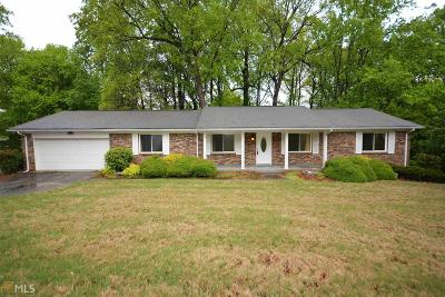 Smyrna Single Family Home Back On Market: 843 Green Forest Dr