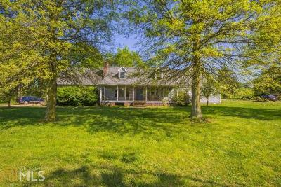 Jefferson Single Family Home For Sale: 2397 Gum Springs Church Rd
