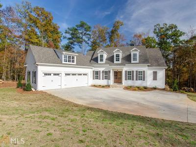 Fayetteville GA Single Family Home For Sale: $549,900