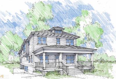 Dekalb County Single Family Home New: 422 E Pharr Rd