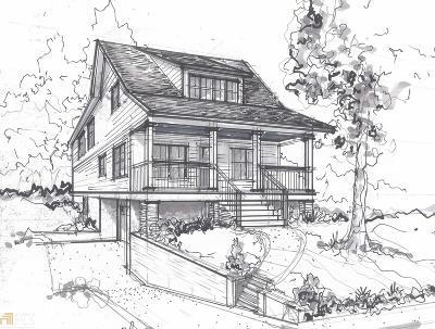 Atlanta Single Family Home New: 254 Rockyford Rd