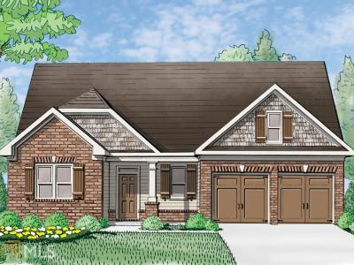 Henry County Single Family Home New: 137 Ruby Ln #110