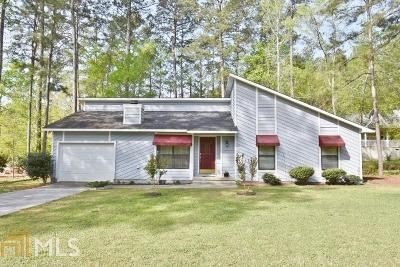 Buckhead, Eatonton, Milledgeville Single Family Home For Sale: 108 Ashwood Pt