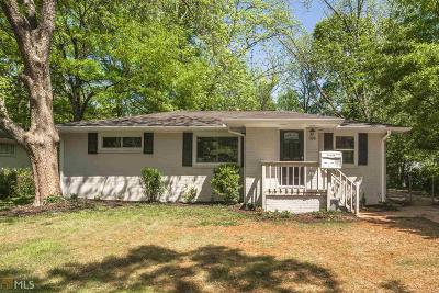 Dekalb County Single Family Home New: 3764 Aldea Dr