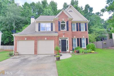 Roswell Single Family Home New: 545 Camber Woods Dr