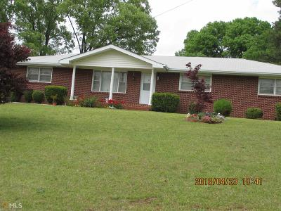 Clayton County Single Family Home New: 1107 Golden Meadows Dr