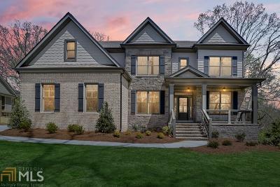 Gwinnett County Single Family Home New: 3935 Old Friendship Rd #6