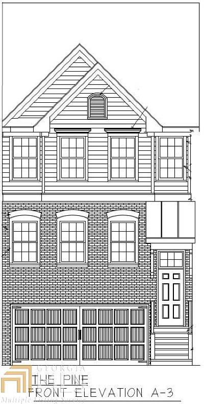 Gwinnett County Condo/Townhouse Under Contract: 4180 Chatham Ridge Dr