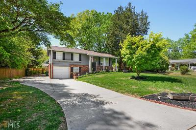 Tucker Single Family Home Under Contract: 2004 Glynbrook Dr #18