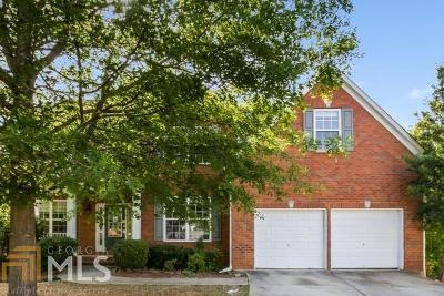 Kennesaw Single Family Home New: 2502 NW Owens Landing Trial