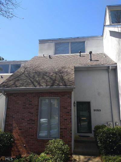 Cobb County Condo/Townhouse New: 3053 SE Vinings Ferry Dr
