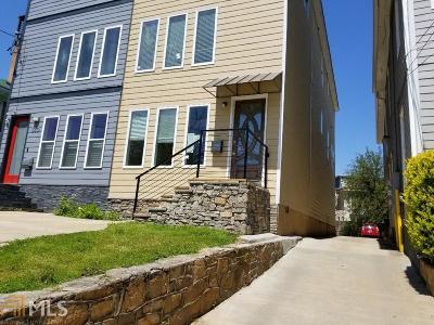 Fulton County Condo/Townhouse New: 562 John Wesley Dobbs Ave