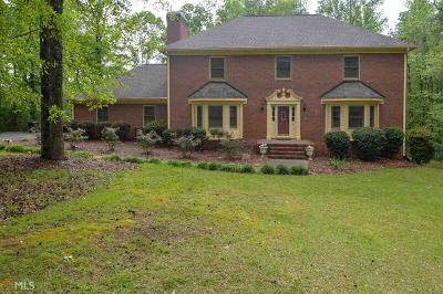 Henry County Single Family Home New: 115 Bent Arrow Dr