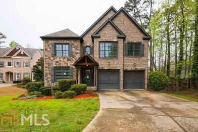Alpharetta GA Single Family Home New: $583,000