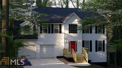 Cobb County Single Family Home New: 4902 Sturbridge Crescent