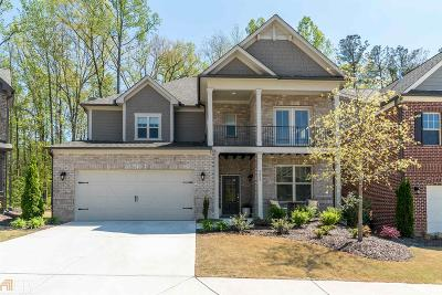 Johns Creek Single Family Home For Sale: 9825 Cameron Parc Cir
