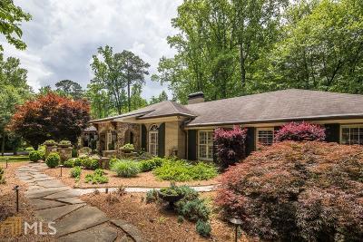 Atlanta Single Family Home New: 5409 Trowbridge