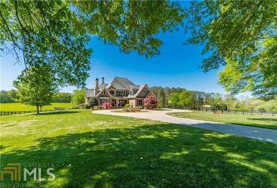 Carroll County Single Family Home For Sale: 2678 NE Hickory Level Rd