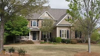 Snellville Single Family Home For Sale: 743 Grassmeade Way