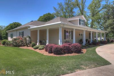 Griffin Single Family Home For Sale: 1833 Carver Rd