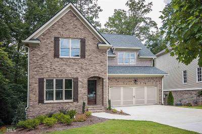Dekalb County Single Family Home New: 2758 N Thompson Rd