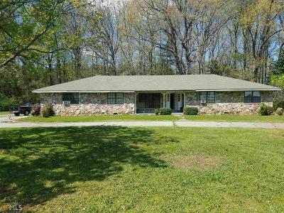 Clayton County Single Family Home For Sale: 7257 Mt Zion Blvd