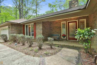Pine Mountain Single Family Home Under Contract: 525 Piedmont Lake Rd