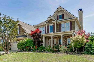 Dawsonville Single Family Home For Sale: 514 Morgan Ln