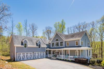 Dawsonville Single Family Home Back On Market: 407 Patience Way