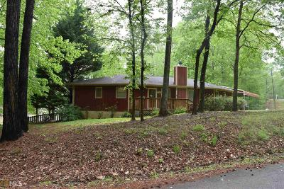 Jasper County Single Family Home For Sale: 1155 Alcovy North Dr