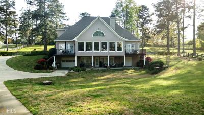 Hall County Single Family Home For Sale: 3799 Poplar Springs Rd