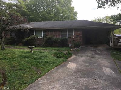 Cumming Single Family Home For Sale: 6605 Dahlonega Hwy