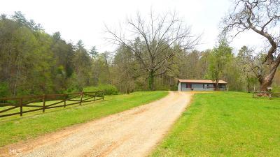 Blue Ridge Single Family Home Under Contract: 155 Carolina Ln