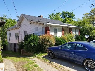 Fulton County Single Family Home New: 1685 Martin Luther King Jr Dr