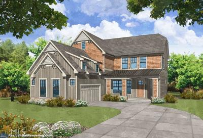 Fulton County Single Family Home New: 1918 Westside Blvd