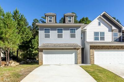 Fulton County Condo/Townhouse New: 7800 Rock Rose Ln #53