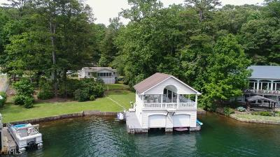 Lakemont Single Family Home For Sale: 975 Lake Rabun