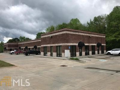 Banks County Commercial For Sale: 441 E Ridgeway