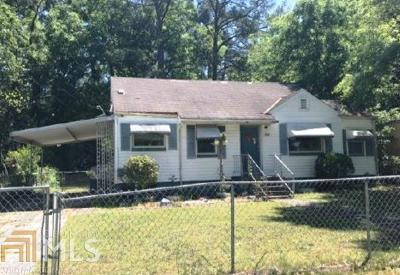 Columbus Single Family Home Under Contract: 1130 Calvin Ave