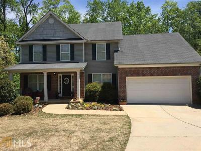 Social Circle GA Single Family Home For Sale: $190,000