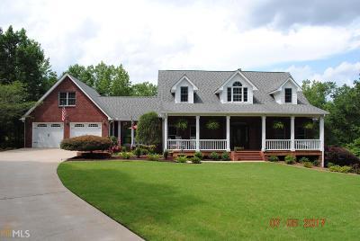 Villa Rica Single Family Home For Sale: 9640 W Union Hill