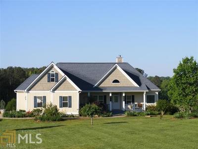 Carrollton Single Family Home For Sale: 258 Bear Creek Rd