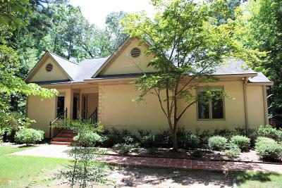 Peachtree City Single Family Home For Sale: 305 Robinson Rd