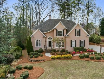 Johns Creek Single Family Home For Sale: 10080 High Falls Pte
