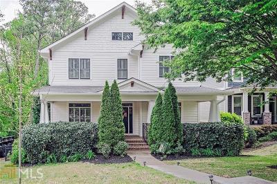 Smyrna Single Family Home For Sale: 3655 King Springs Rd