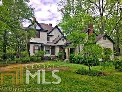 Social Circle GA Single Family Home For Sale: $324,900