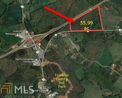 Franklin County Commercial For Sale: Highway 59
